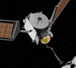 CAESAR spacecraft illustration (NASA)