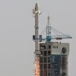 Long March 2C launch of Shijian 11-07 (Xinhua)