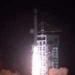 Long March 2D launch of Gokturk-2 (Xinhua)