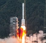 Long March 3B launch of Chinasat-12 (Xinhua)