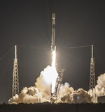 Falcon 9 launch of Starlink satellites, March 24 2021 (SpaceX)