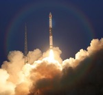 KZ-!A launch of two KL-Alpha satellites (Xinhua)