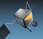 OneWeb satellite (Airbus Defence and Space)