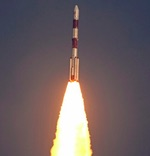 PSLV-C50 launch, Dec 2020 (ISRO)