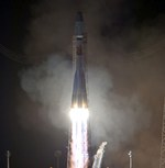 Soyuz ST-A launch of Pleiades 1B (Arianespace)