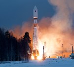 Soyuz-2 launch of Meridian satellite in Nov 2012 (Russian Min of Defence)