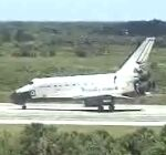 STS-110 landing at KSC (NASA)