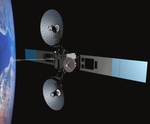TDRS-M satellite illustration (NASA)