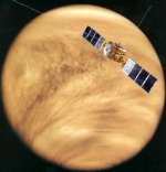 Venus Express illustration (ESA)